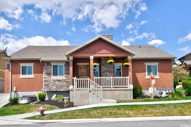 3891 E Cunninghill Dr, Eagle Mountain, UT 84005 (#1739963) :: Red Sign Team