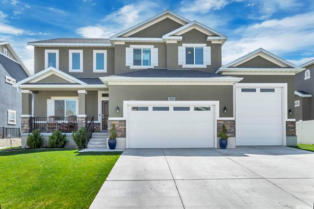 3935 W Oak Crest Dr, Lehi, UT 84043 (#1739966) :: Big Key Real Estate
