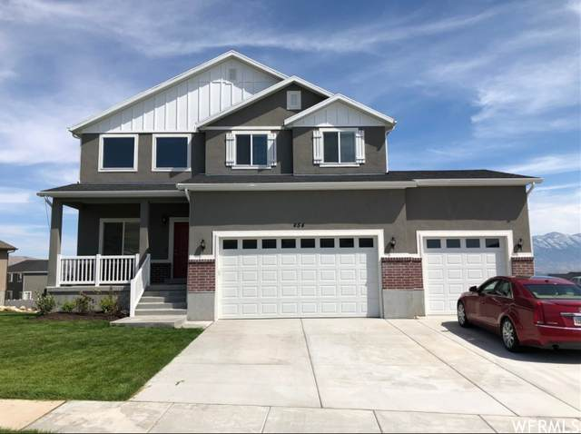 454 W Cahill Ave, Saratoga Springs, UT 84045 (MLS #1739968) :: Summit Sotheby's International Realty