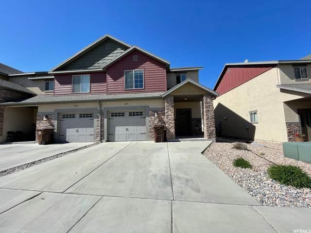 328 E Seagull Ln, Saratoga Springs, UT 84045 (#1739977) :: Big Key Real Estate