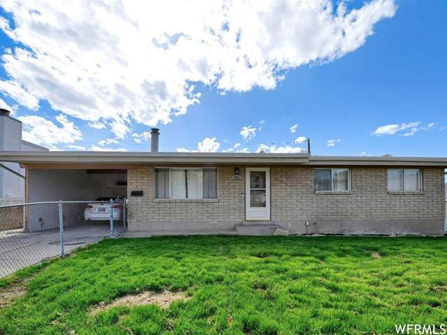 445 Lakeview Ave, Tooele, UT 84074 (#1739979) :: Big Key Real Estate