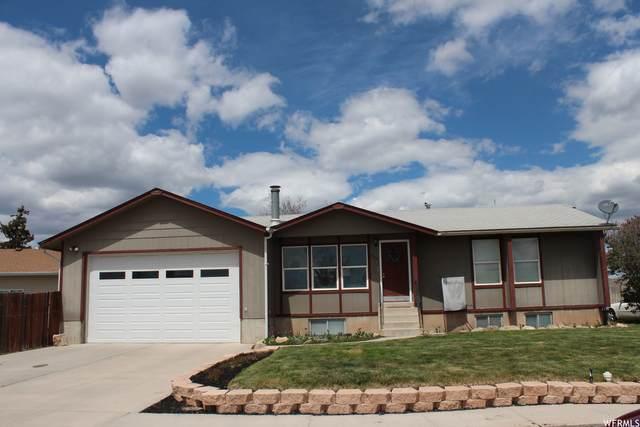 605 W 720 S, Tremonton, UT 84337 (#1739980) :: Utah Real Estate