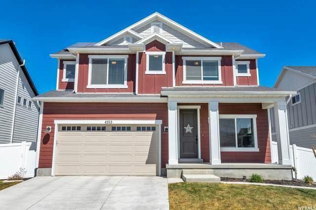 4353 E Golden Oak Ln, Eagle Mountain, UT 84005 (#1739981) :: Utah Dream Properties