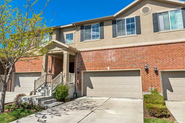267 E Backhand Ln, Lehi, UT 84043 (#1739984) :: Big Key Real Estate