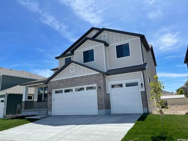 3773 W Sand Lake Dr S #932, South Jordan, UT 84009 (#1739998) :: Big Key Real Estate