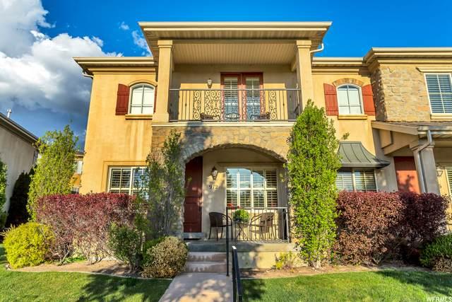 912 N 980 W, Orem, UT 84057 (#1740009) :: Big Key Real Estate