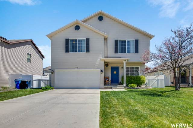 211 S 950 W, Spanish Fork, UT 84660 (#1740010) :: The Perry Group