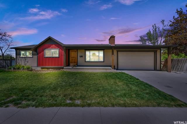 179 E 6890 S, Midvale, UT 84047 (#1740014) :: Berkshire Hathaway HomeServices Elite Real Estate