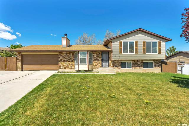 4256 S 6180 W, West Valley City, UT 84128 (MLS #1740018) :: Summit Sotheby's International Realty