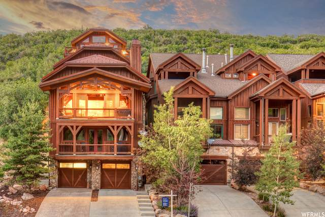 345 Deer Dr #5, Park City, UT 84060 (#1740020) :: Livingstone Brokers