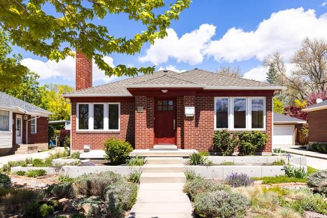 1837 E 1300 S, Salt Lake City, UT 84108 (#1740030) :: Utah Dream Properties
