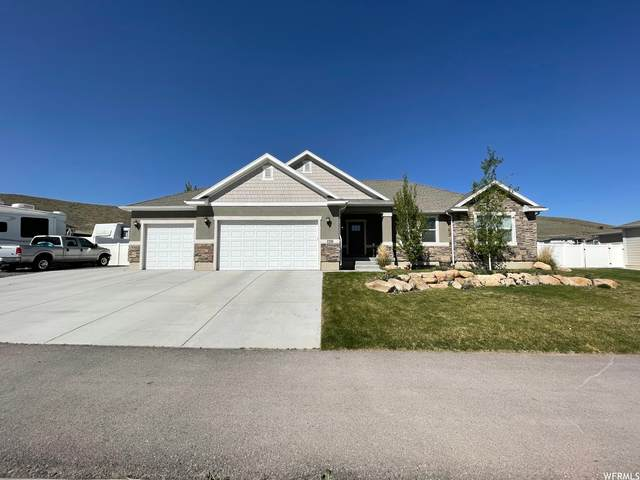 2101 E Elkhorn Rd N #518, Eagle Mountain, UT 84005 (MLS #1740033) :: Lawson Real Estate Team - Engel & Völkers