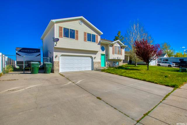 854 S Pioneer Ave W, Tooele, UT 84074 (#1740034) :: Gurr Real Estate