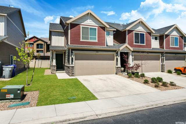 152 E Riverbend Road Rd S, Saratoga Springs, UT 84045 (#1740039) :: Red Sign Team
