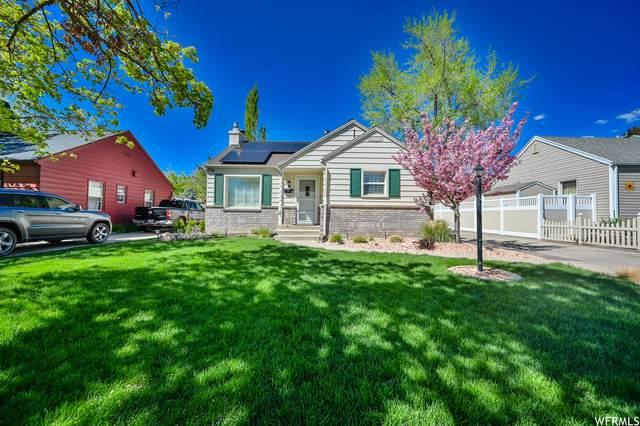 1939 E Garfield Ave S, Salt Lake City, UT 84108 (#1740040) :: Utah Dream Properties