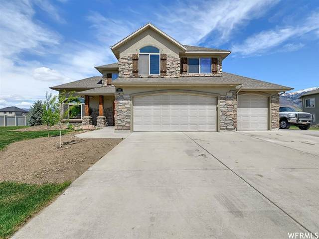 144 Ranch Rd N, Farmington, UT 84025 (#1740043) :: The Perry Group