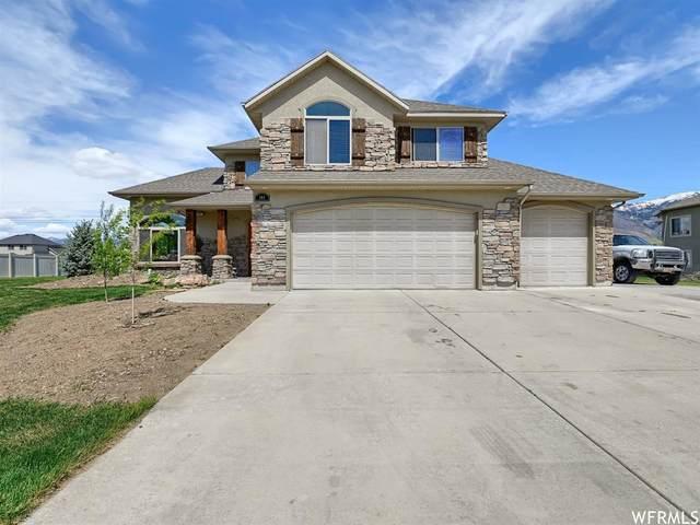 144 Ranch Rd N, Farmington, UT 84025 (#1740043) :: goBE Realty