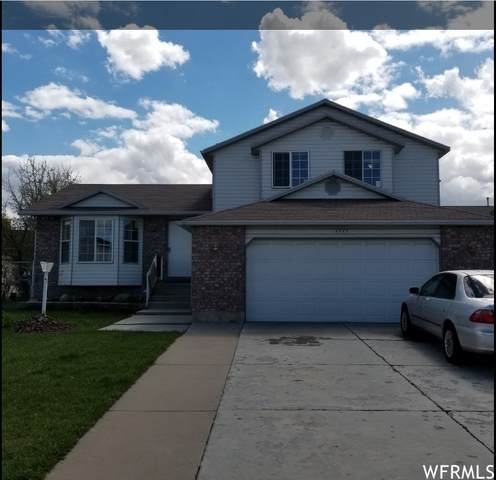 3711 W Springwater Dr S, West Valley City, UT 84119 (#1740046) :: Red Sign Team