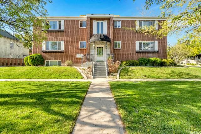 485 E 4TH Ave #3, Salt Lake City, UT 84103 (#1740050) :: goBE Realty