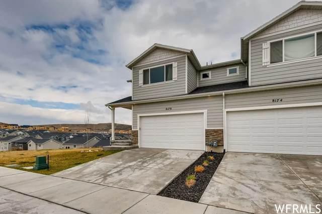 8178 N Clydesdale Dr, Eagle Mountain, UT 84005 (#1740065) :: Utah Dream Properties