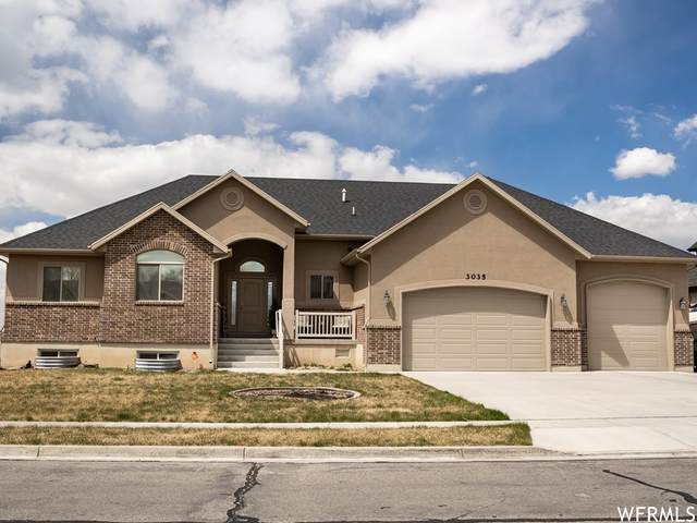 3035 N 1050 W, Pleasant View, UT 84414 (#1740078) :: goBE Realty