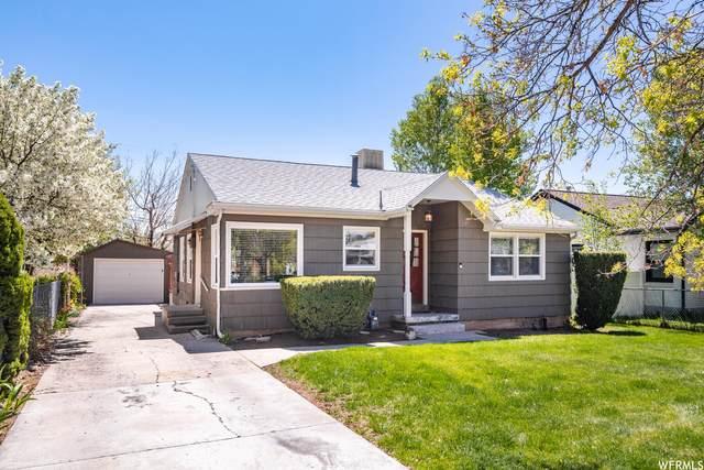 2240 E Wilson Ave, Salt Lake City, UT 84108 (#1740081) :: Villamentor
