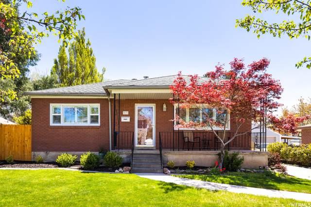 2632 E 3210 S, Salt Lake City, UT 84109 (#1740089) :: Utah Dream Properties