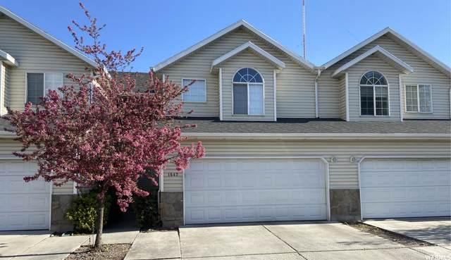 1547 Westlane Ct, Provo, UT 84601 (#1740092) :: Big Key Real Estate