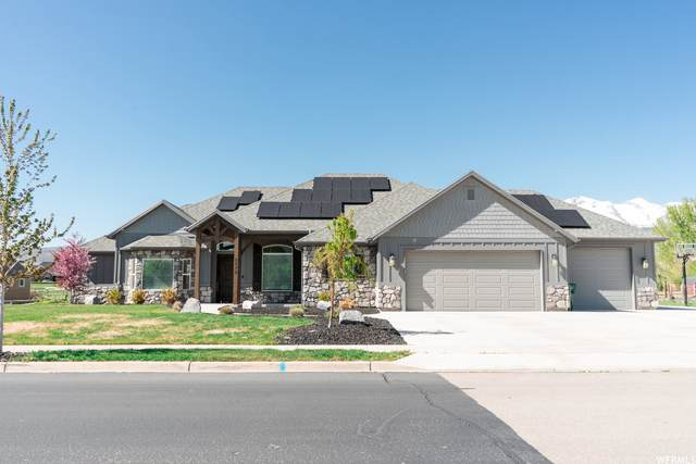6074 W Chapel Dr, Highland, UT 84003 (#1740095) :: Livingstone Brokers