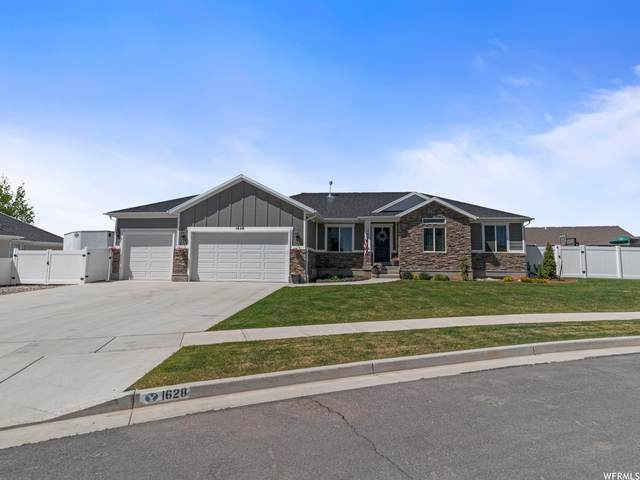 1628 W 1050 S, Syracuse, UT 84075 (#1740103) :: Bustos Real Estate | Keller Williams Utah Realtors