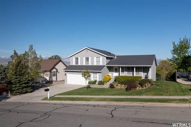 11944 S Cedar Ridge Rd, Sandy, UT 84094 (#1740104) :: Villamentor