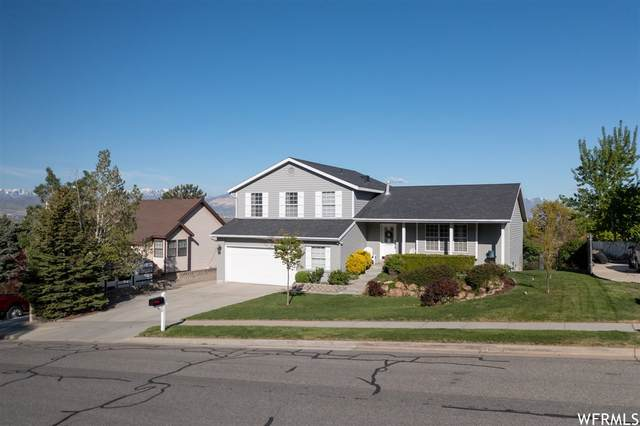 11944 S Cedar Ridge Rd, Sandy, UT 84094 (#1740104) :: Exit Realty Success