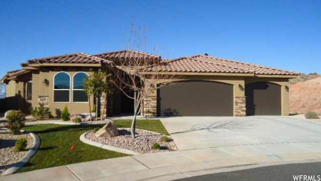 870 N Catalpa Dr, Washington, UT 84780 (MLS #1740117) :: Summit Sotheby's International Realty