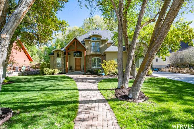 1265 W Camelot Dr N, Provo, UT 84601 (MLS #1740130) :: Summit Sotheby's International Realty