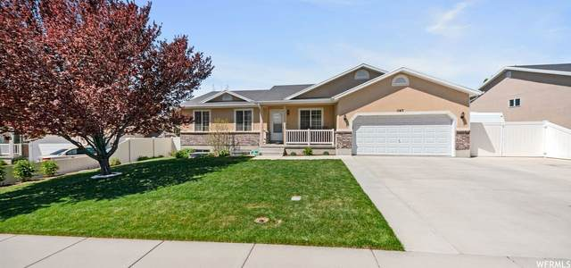 1143 N 1300 E, Lehi, UT 84043 (#1740141) :: Big Key Real Estate