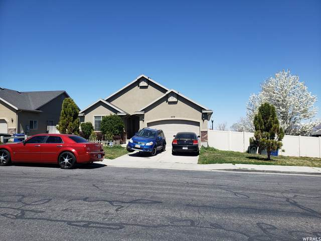 5578 S Chantry Rd, West Valley City, UT 84120 (MLS #1740145) :: Summit Sotheby's International Realty