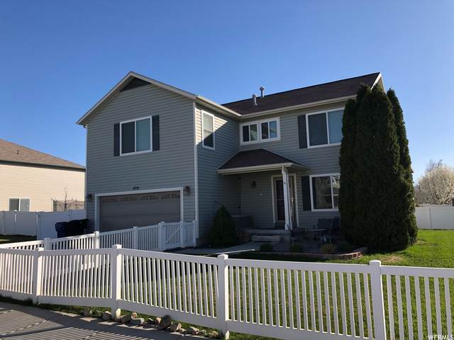 470 Water Wheel Ln, Stansbury Park, UT 84074 (#1740159) :: Red Sign Team