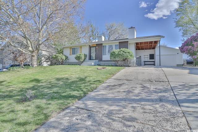 6683 W Castle Dr S, West Valley City, UT 84128 (#1740169) :: goBE Realty