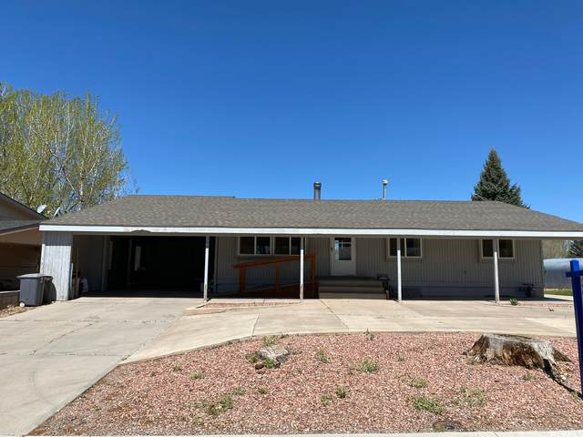 440 Roosevelt Cir, Roosevelt, UT 84066 (MLS #1740173) :: Summit Sotheby's International Realty