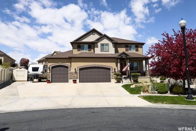 2621 S Lost Creek Cir, Saratoga Springs, UT 84045 (#1740181) :: Big Key Real Estate