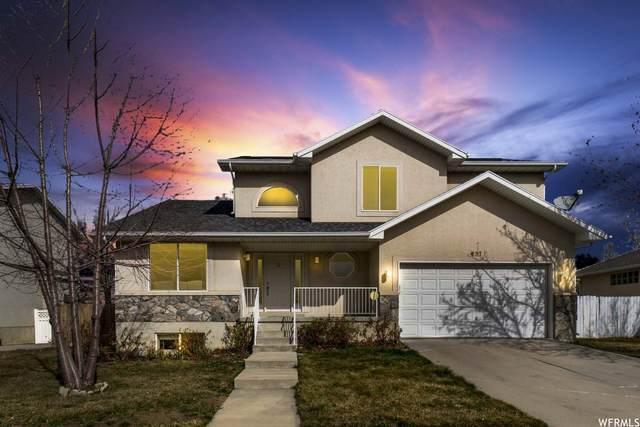 827 E 4315 S, Salt Lake City, UT 84107 (#1740194) :: Utah Dream Properties