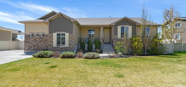 1448 S Thoroughbred Dr, Kaysville, UT 84037 (#1740201) :: Red Sign Team