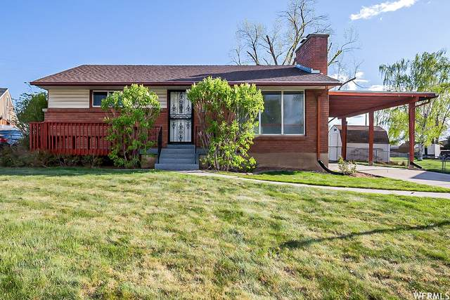 865 Maple St, Ogden, UT 84403 (#1740202) :: Big Key Real Estate