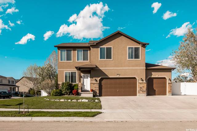 3506 W Chambery Lane Ln S, Riverton, UT 84065 (#1740207) :: Big Key Real Estate