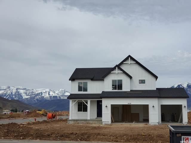 2658 S 1050 E, Heber City, UT 84032 (#1740208) :: Gurr Real Estate