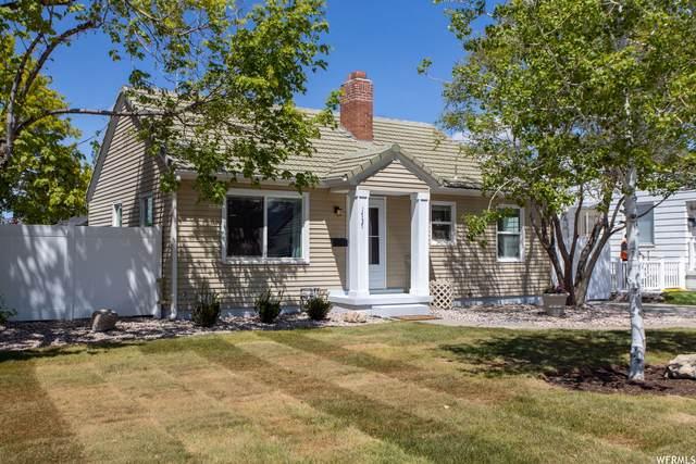 1737 E 3150 S, Salt Lake City, UT 84106 (#1740216) :: Utah Dream Properties