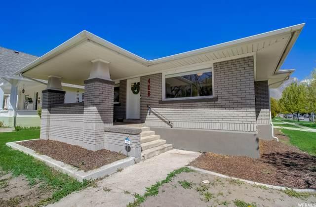 408 N 500 W, Provo, UT 84601 (#1740218) :: Big Key Real Estate