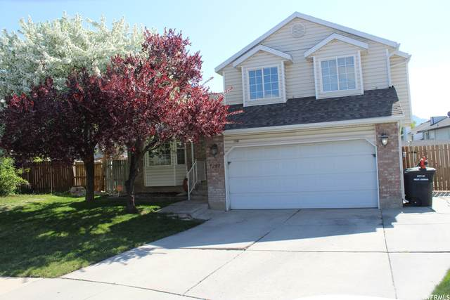 7249 S Inverness Cir W, West Jordan, UT 84084 (#1740222) :: Big Key Real Estate