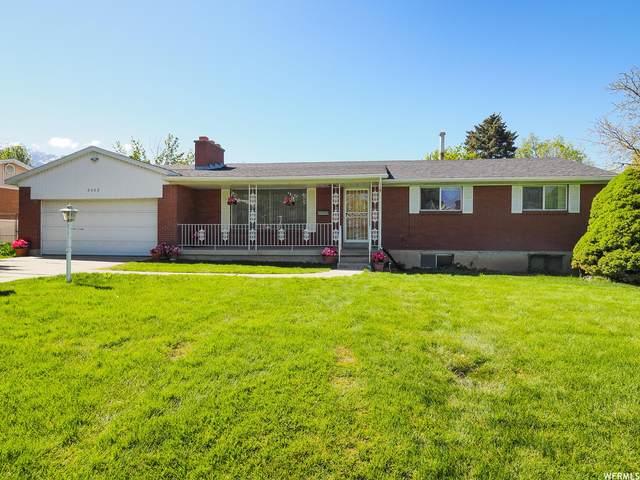 2602 E Milo Way S, Salt Lake City, UT 84117 (#1740223) :: Utah Dream Properties