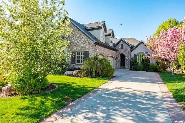 2051 E Lambourne Ave, Salt Lake City, UT 84109 (#1740225) :: Utah Dream Properties